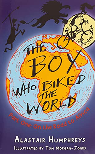9781903070758: The Boy Who Biked the World: On the Road to Africa