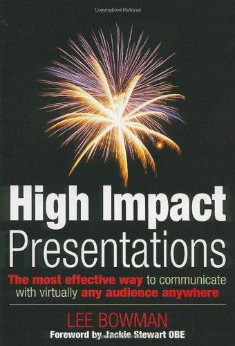 High impact communication abebooks high impact communications bowman lee fandeluxe Images