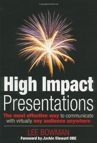 9781903071168: High Impact Communications: The Best Way to Communicate Anytime Anywhere
