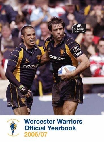9781903073582: Worcester Warriors Official Yearbook 2006/07