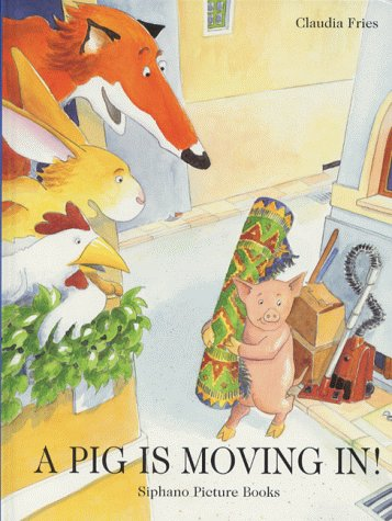9781903078112: A Pig Is Moving In!