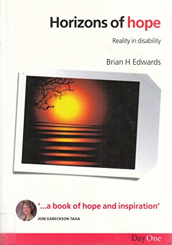 9781903087022: Horizons of Hope: Reality in Disability