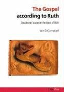 9781903087367: The Gospel according to Ruth: Devotional Studies in the Book of Ruth (Exploring the Bible)