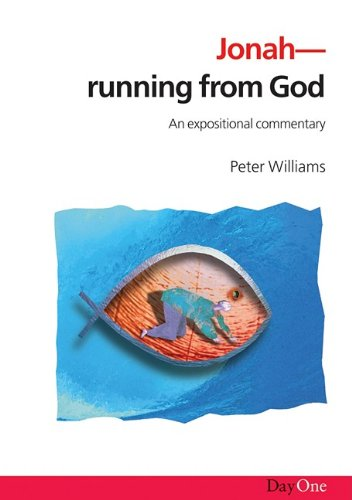 9781903087398: Jonah: Running from God: An expositional commentary (Exploring the Bible)
