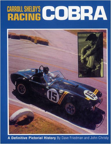 9781903088029: Carrol Shelby's Racing Cobra