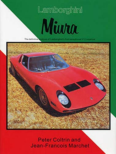 9781903088036: Lamborghini Miura