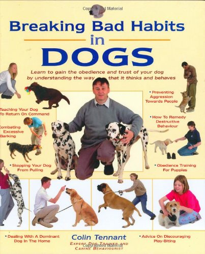 9781903098417: Breaking Bad Habits in Dogs