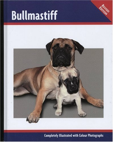 9781903098882: Bullmastiff Dog Breed Book Revised Addition (Petlove)