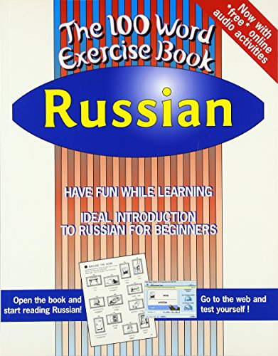 Russian (100 Word Exercise Book) (English and Russian Edition): Wightwick, Jane; Chick, Helena