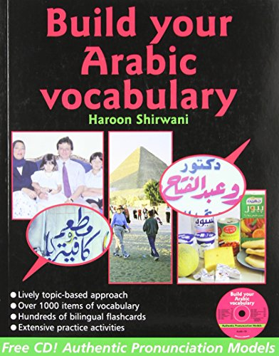 9781903103197: Build Your Arabic Vocabulary (Book CD & Flashcards)