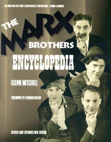 9781903111499: Marx Brothers Encyclopedia