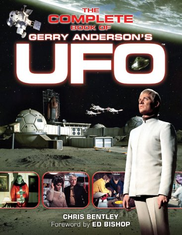 9781903111659: The Complete Book of Gerry Anderson's Ufo