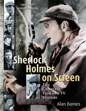 9781903111789: Sherlock Holmes on Screen: The Complete Film and TV History