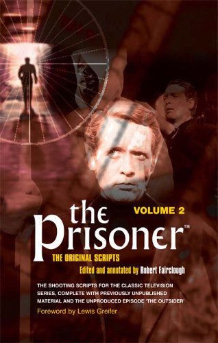 The Prisoner: The Original Scripts - Volume: Fairclough, Robert