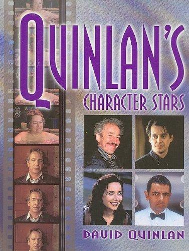 Quinlan's Character Stars: Quinlan, David