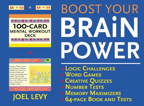 9781903116746: Boost Your Brain Power