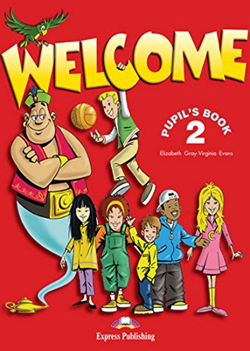 9781903128190: Welcome: Pupil's Book Level 2