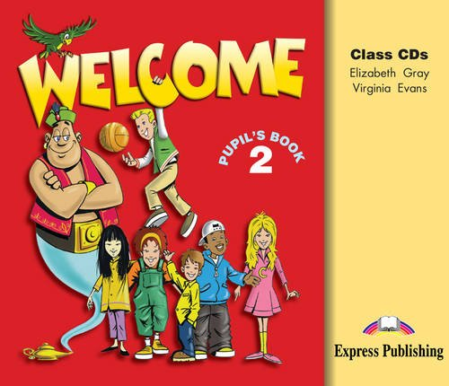 9781903128237: Welcome 2: Class Audio Cds