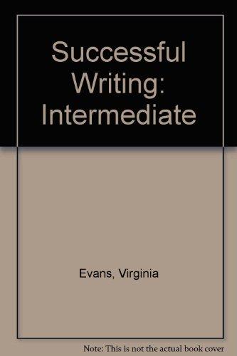 9781903128527: Successful Writing: Intermediate