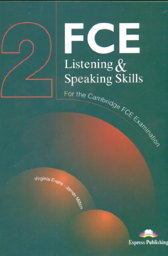 9781903128695: FCE Listening and Speaking Skills for the Revised Cambridge FCE Examination: Level 2
