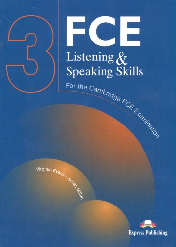 9781903128718: FCE Listening and Speaking Skills for the Revised Cambridge FCE Examination: Level 3