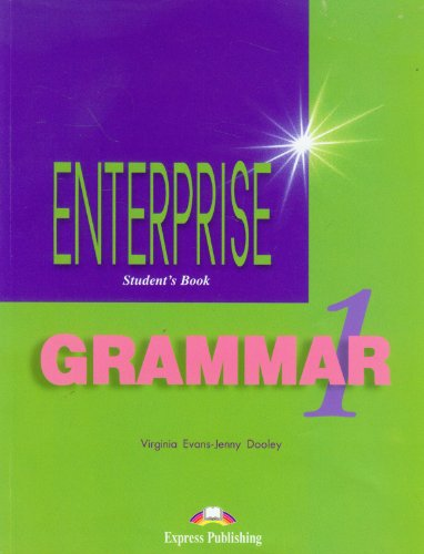 Enterprise: Grammar Level 1 (1903128730) by Dooley, Jenny; Evans, Virginia