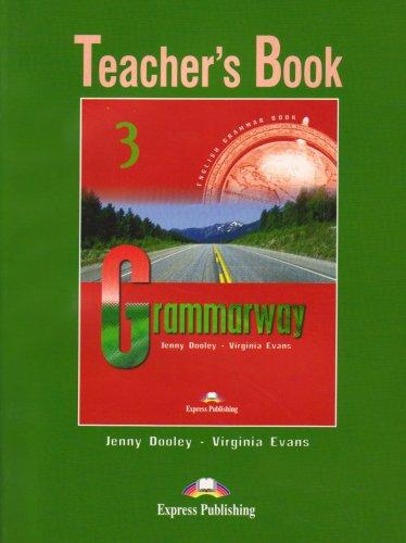 9781903128954: Grammarway: Teacher's Book Level 3