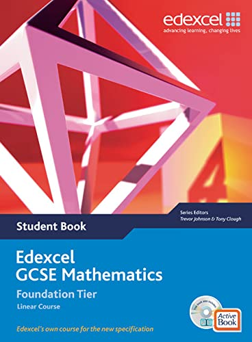 9781903133903: Edexcel GCSE Maths: Linear Foundation Student Book and Active Book (Edexcel GCSE Maths)