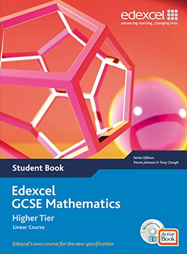 9781903133941: Edexcel GCSE Maths: Linear Higher Student Book and Active Book (Edexcel GCSE Maths)
