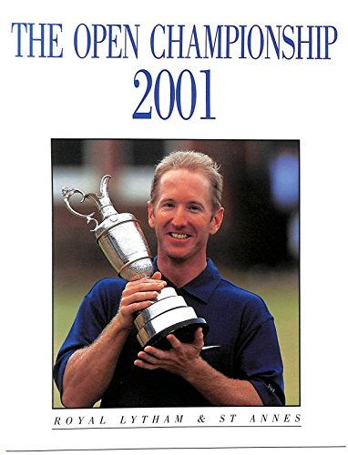 9781903135044: The Open Golf Championship 2001