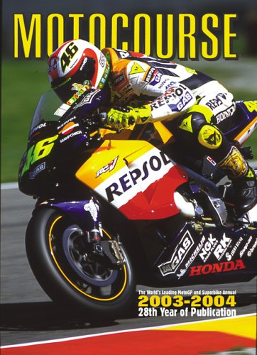 Motocourse 2003-2004: Michael Scott; Scott