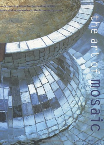 9781903141106: Art of Mosaic: Contemporary Ideas for Decorating Walls, Floors and Accessories in the Home and Garden