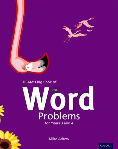 9781903142325: BEAM's Big Book of Word Problems Year 3 and 4 Set