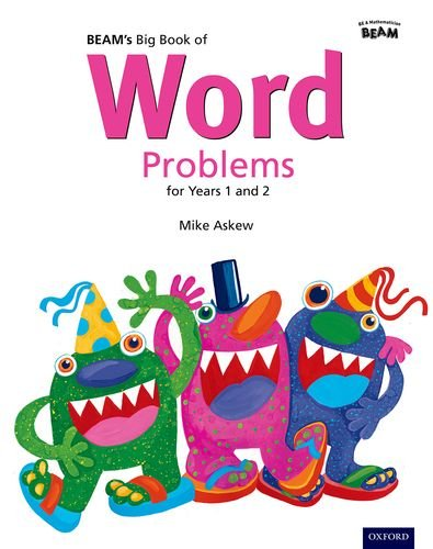 9781903142332: BEAM's Big Book of Word Problems Year 1 and 2 Set