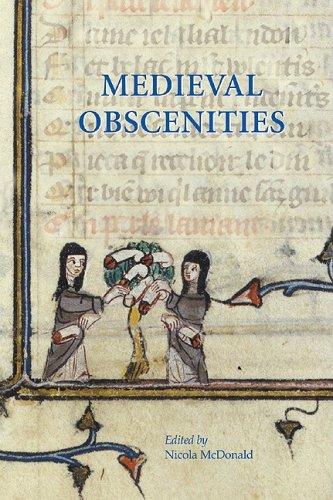 9781903153185: Medieval Obscenities