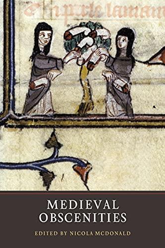 9781903153505: Medieval Obscenities