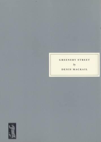 9781903155257: Greenery Street (Persephone book)