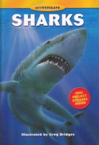 9781903174388: Sharks (Investigate !)