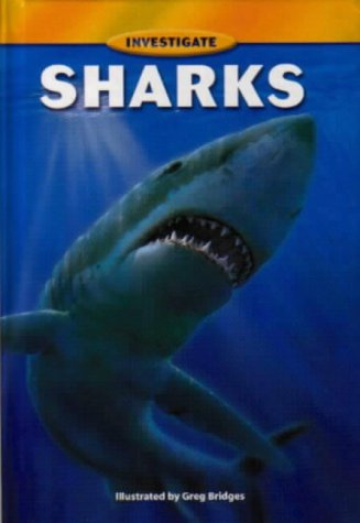 9781903174548: Sharks (Investigate !)