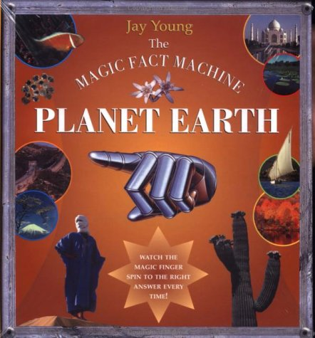 9781903174630: The Magic Fact Machine Planet Earth