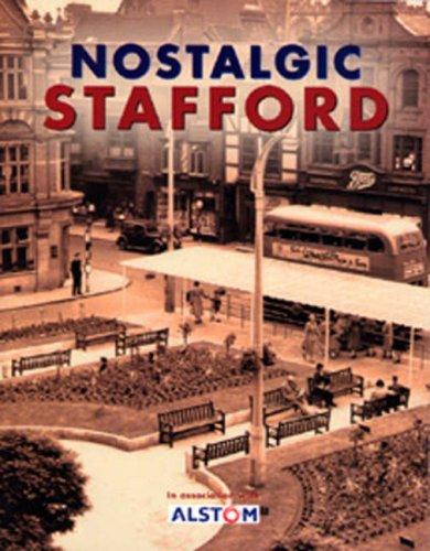 9781903204641: Nostalgic Stafford (Memories)