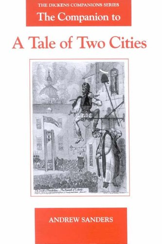 9781903206140: The Companion to a Tale of Two Cities (The Dickens Companions)