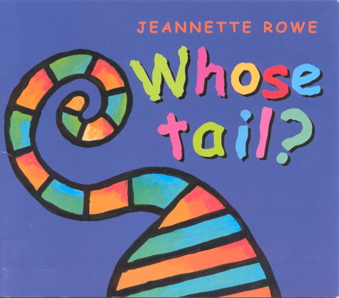 9781903207406: Whose Tail? (Whose? series)