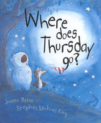 9781903207567: Where Does Thursday Go?