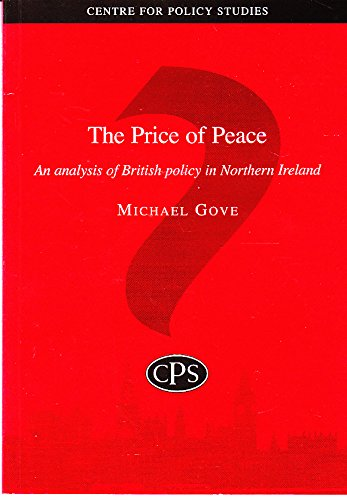 9781903219157: The Price of Peace