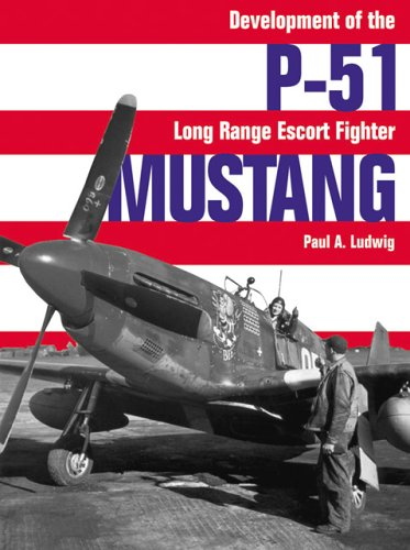 P51 Mustang : Development of the Long Range Escort Fighter