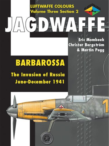 9781903223215: Luftwaffe Colours, volume 3 Section 2 : Barbarossa, The Invasion Of Russia (June-Décember 1941)