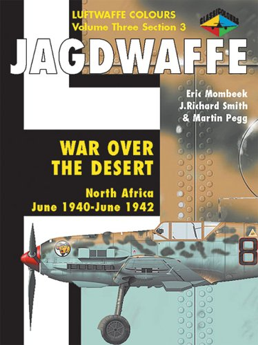 Jagdwaffe, Luftwaffe Colours, Volume Three, Section 3: J. Richard Smith
