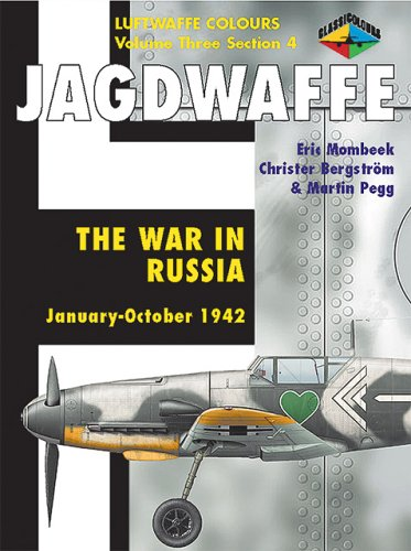 9781903223239: Jagdwaffe, Section 4: The War in Russia: 3