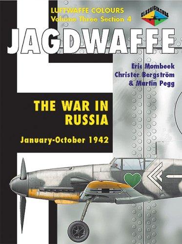 Jadgwaffe: The War in Russia January -: Erik Mombeek And
